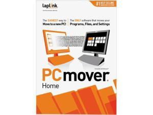 Laplink PAFGPCMH8P0RTDEN Pcmover Home Is The Quick And Easy Way To Transfer From One Pc To Anothe