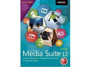 Cyberlink MCMSU11USC02 Media Suite Ultra Maintenance
