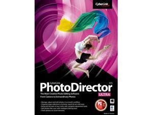 Cyberlink UPHDUSV5C04 Upgrade Photodirector 5 Ultra