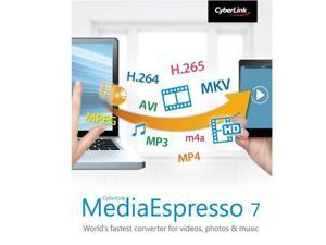 Cyberlink UMESUSDLC04 Upgrade Mediaespresso 6.5