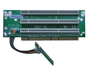 Chenbro 2U 3-slots 64bit/3.3V 2-Channels PCI-X Riser Card