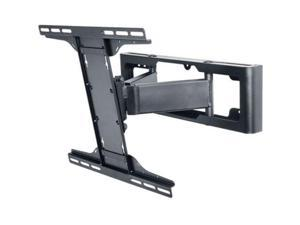 Peerless-AV SP840 Mounting Kit ( Pull-Out Wall Mount ) For Lcd / Plasma Panel - Black - Screen Size: 32 Inch -55 Inch - Wall-Mountable, Flush Mount