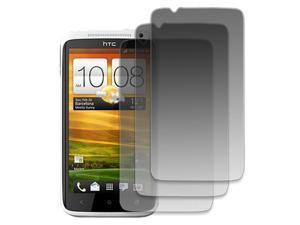 HTC One X / One XL Screen Protector Cover, EMPIRE Clear Screen Protector for One X / One XL - 3 Pack