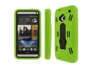 IMPACT XL Kickstand Case, HTC One, Green