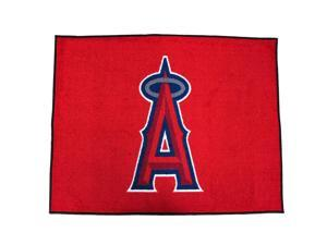 Licensed Los Angeles Angels 34 Inch By 45 Inch Floor Mat