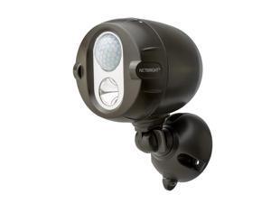 Mr Beams MBN350 Wireless Motion Sensing 200 Lumen LED Networked Spotlight Brown