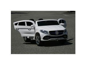 SUV Edition 24V 2 Seats Mercedes Benz GLA Sty le Kids Ride Car with RC - Red