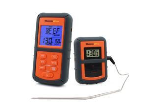 ThermoPro TP-07 300 feet Range Wireless Food Thermometer - Remote BBQ, Smoker, Grill, Oven, Meat Thermometer with Timer