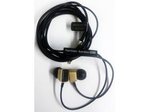 Harman Kardon AE High-Performance In-Ear Headphones - Golden