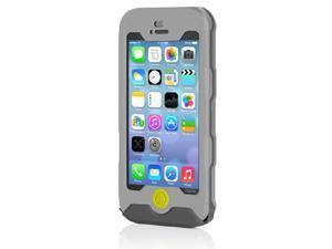Incipio Atlas Waterproof Case for iPhone 5 & 5S - Light Gray/Dark Gray/Yellow