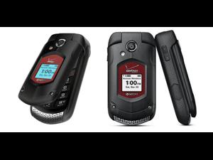 New Kyocera Dura XV E4520 Verizon Wireless f Flip Cell Phone with 5MP Camera - NON RETAIL PACKAGING