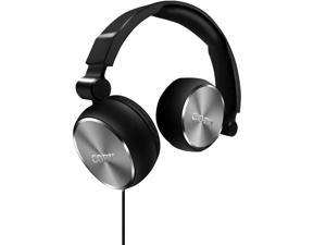 Coby Aluminum Foldz Headphones CVH-804-SLV - Silver