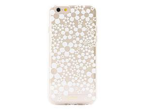 Details about  Sonix Clear Rubber Case for Apple iPhone 6 / 6S Hello Daisy White