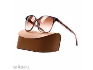 Oliver Peoples Marmont Sunglasses Faded Fig with Sonoma Gradient 57 mm