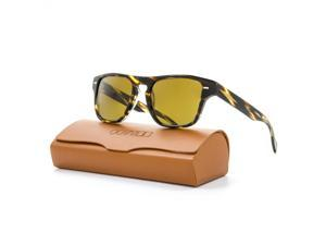 Oliver Peoples 5282SU Strathmore Sunglasses 1003/N6 Cocobolo / Bourbon Polarized