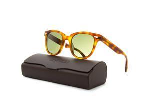 Oliver Peoples 5301SU Sunglasses Masek 148352 Matte Light Brown / G15 Mineral