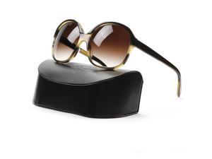 Oliver Peoples 5235S Casandra Sunglasses 1338/13 Horn Havana,  Brown  Lens