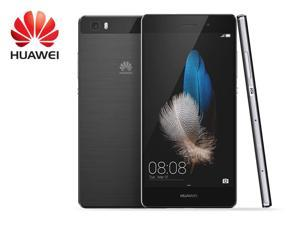 """Huawei P8 lite - 5"""" Unlocked Android 4G LTE Smartphone,2GB RAM & 16GB ROM,13MP+5MP Camera, Android 4.4+ Huawei ..."""