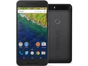 "Huawei Google Nexus 6P 5.7"" display, 32GB, 4 LTE. Android 6.0 unlocked smartphone_Grey Color"