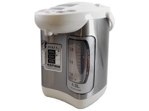 Aika 4.5L Dispense Electric Thermo Pot (Silver & White color)
