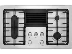 "Frigidaire 36"" Built In Downdraft Stainless Steel Gas Cooktop RC36DG60PS"