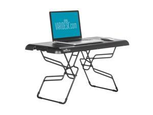 Height-Adjustable Standing Desk - VARIDESK Soho - Black