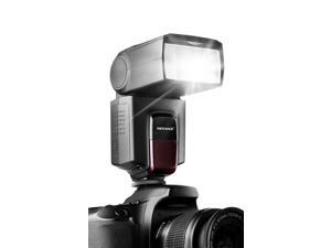 Neewer TT520 Flash Speedlite for Canon Nikon Sony Panasonic Olympus Fujifilm Pentax Sigma Minolta Leica and Other SLR Digital SLR Film SLR Cameras and Digital Cameras with single-contact Hot Shoe