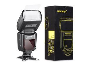 Neewer VK750 II i-TTL Speedlite Flash with LCD Display for Nikon D7100 D7000 D5200 D5100 D5000 D3000 D3100 D300 D300S D700 D600 D90 D80 D70 D70S D60 D50 and All Other Nikon DSLR Cameras
