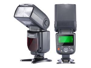 Neewer NW670 / VK750II E-TTL Flash for Canon Rebel T5i T4i T3i T3 T2i T1i SL1, EOS 700D 650D 600D 1100D 550D 500D 100D 6D,5D Mark II, 1D Mark IV, 1D Mark III and All Other Canon DSLR Cameras