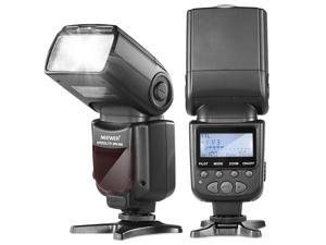 Neewer NW690 I-TTL Slave Camera Flash with Wireless Remote Slave Function *Advanced Wireless Lighting* for Nikon D3, D3X, D4, D4S, D90, D300, D300S, D600, D610, D700, D800, D800E, D3000, D3100, D3200