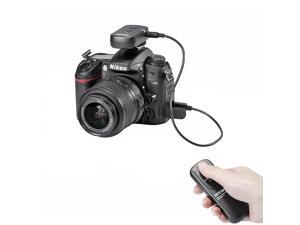 Neewer DSLR Camera Shutter Release 320ft/100m Wireless Remote Control 2.4G 16CH Transmitter Receiver for CanonG10/G11/G15/G12/G1X/SX50/700D/EOS/1200D/1100D/1000D/650D/600D/550D/500D/450D/400D/350D