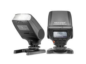 Neewer NW320 TTL LCD Display flash Speedlite for Sony A7(A7 A7S A7R A7II) NEX6 RX1 RX1R RX10 RX100II HX50 A3000 A6000