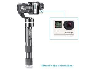 """Neewer® G4 QD 3-Axis Handheld Steady Gimbal PTZ Camera Mount for Gopro 4/3+/3,Xiaoyi Mini Smart Camera,Blusmart SJ4000,SJ5000 and Other 1.3""""-1.8""""/33mm-46mm Size Sports Cameras(Designed By Feiyu)"""