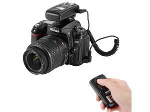 Neewer® Meike MK-RC10N 2.4GHz Wireless LCD HSS TTL Studio Flash Speedlite Trigger Transceiver(2 Pieces)