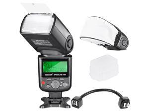 Neewer® VK750 II I-TTL LCD Speedlite Flash and Off-camera Flexible TTL Flash Arm Kit for Nikon D7200 D7100 D7000 D5200 D5100 D5000 D3000 D3100 D300 D300S D700 D600 and All Other Nikon DSLR Cameras