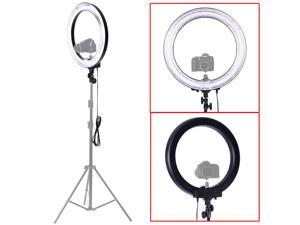 "Neewer Camera Photo/Video 18""Outer 14""Inner 600W 5500K Ring Fluorescent Flash Light (Light Only)"