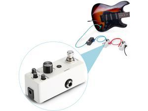 Neewer® Compact Pure Analog Delay Guitar Effect Pedal True Bypass, Built with Solid Metal Housing, Low Noise Performance with Simple and Effective Operation