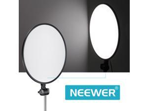 "Neewer® Rpad-450 5500K 75W 10""/25cm Round LED Light Panel for Canon Nikon Pentax Olympus Samsung JVC DSLR Cameras DV Camcorders, for Youtube Photography with Carrying Bag and Power Adapter"