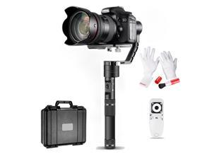 Neewer Zhiyun Crane 3-Axis Handheld Gimbal Stabilizer Hold Cameras up to 2.64lb/1200g, with Wireless Remote Controller,APP Control, 360 Degree Rotation Brushless Motors for DSLR and Mirrorless Cameras