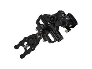 Axcel AccuTouch HD Slider Sight Dampened w/ X-31 Scope .010 Red Fiber