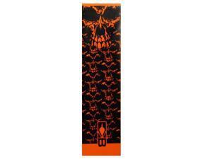 Bohning Orange Skulls Neon Arrow Wrap 12pk Small