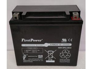 (1) FirstPower FPM20-12 For Harley-Davidson 1340cc FXD, FXST Series Dyna 97-99