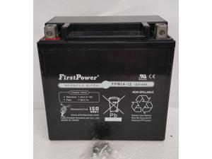 (1) FirstPower FPM14-12 for BUELL XB12X Ulysses (06-'09)