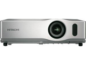 Hitachi CP-X308 XGA 2600 Lumens 7.7 LBS 7 Watt Speaker Network Functions Wireless and PC-Less 3LCD Projector Included Carry Case