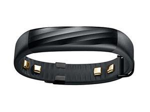 Jawbone UP3 Activity Tracker with Heart Rate - Black Twist