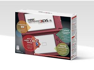 Nintendo New 3DS XL Red [Nintendo 3DS]
