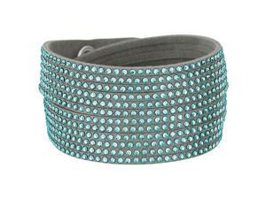 Slake Bracelet - Light Turquois/Grey