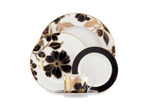 Minstrel Gold 5 Piece Dinnerware