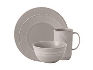 Wedgewood 4 Piece Set - Simplicity Gray