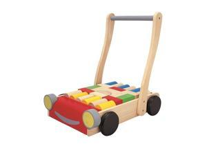 Baby Walker with 24 Wooden Blocks